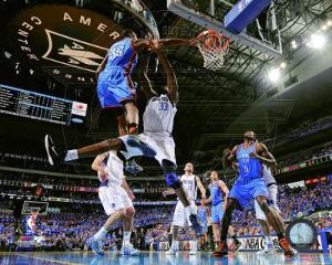 Oklahoma Thunder - Kevin Durant
