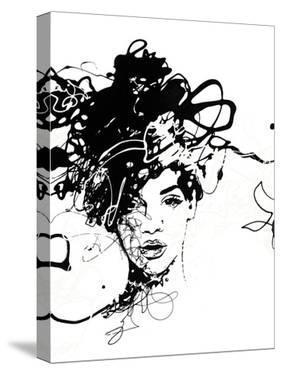 Star I - Noir by Oksana Leadbitter
