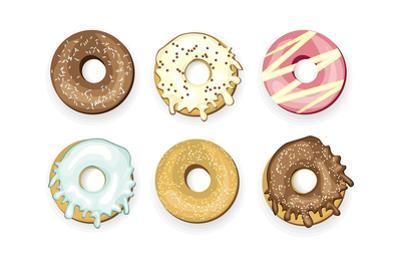 Donuts by Oksana Pravdina