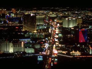 Nightlife, Nevada, USA by Olaf Broders