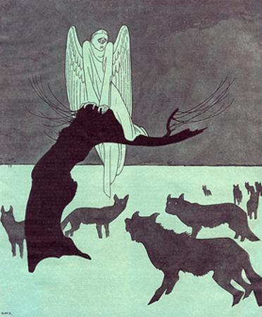 1917, Russia, Peace Angel