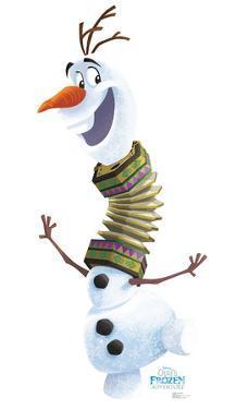 Olafs Frozen Adventure - Frozen