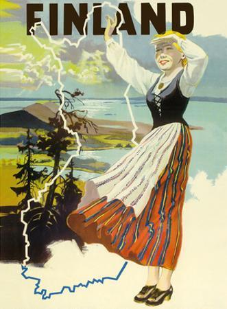Finland by Olavi Vepsäläinen