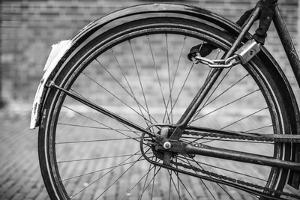 The Netherlands, Holland, Amsterdam, bicycle, old, detail by olbor