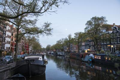 The Netherlands, Holland, Amsterdam, Brouwersgracht