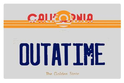 Old Cali Plate