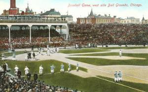 Old Chicago Ball Grounds