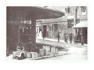 Old Chinatown, San Francisco, California