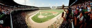 Old Comiskey Park, Chicago, Illinois, USA