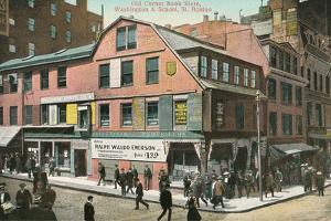 Old Corner Book Store, Boston