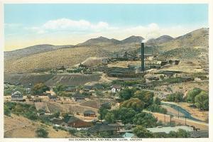Old Dominion Mine, Globe, Arizona
