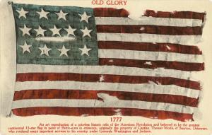 Old Glory, 1777