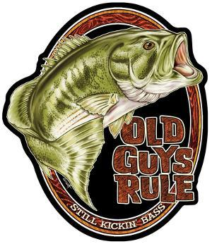 Old Guys Rule Bass