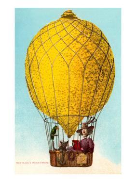 Old Maid's Honeymoon, Lemon Balloon