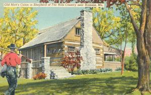 Old Matt's Cabin, Branson, Missouri