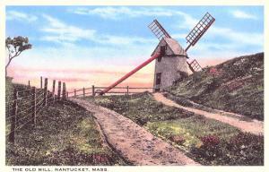 Old Mill, Nantucket, Massachusetts