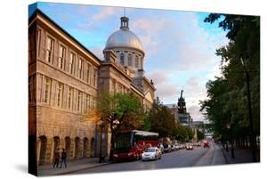 Old Montreal Street View