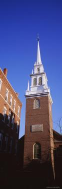 Old North Church, Freedom Trail, Boston, Massachusetts, USA