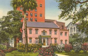 Old Pink House, Savannah, Georgia