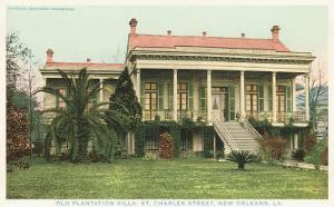 Old Plantation, New Orleans, Louisiana