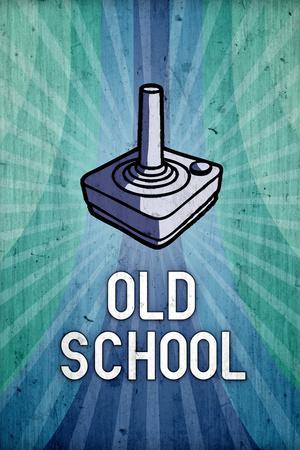 https://imgc.allpostersimages.com/img/posters/old-school-video-game_u-L-PXJ6AU0.jpg?p=0