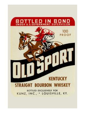 Old Sport Kentucky Straight Bourbon Whiskey