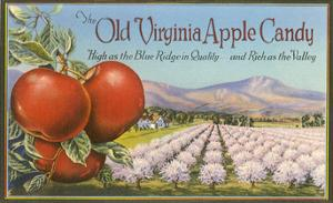 Old Virginia Apple Candy