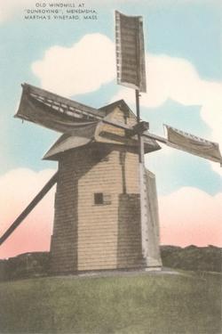 Old Windmill, Martha's Vineyard