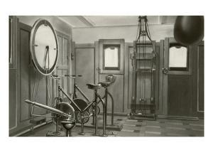 Old Work Out Gym