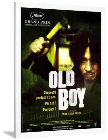 Oldboy - French Style--Framed Poster