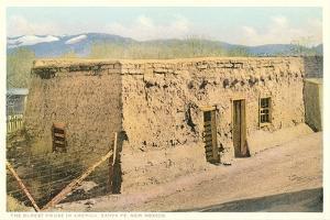 Oldest House in America, Santa Fe