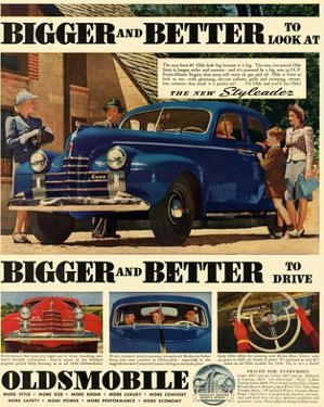 Oldsmobile - Better to Look At