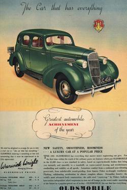 Oldsmobile- Car Has Everything