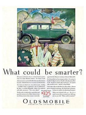 Oldsmobile-Could Be Smarter?