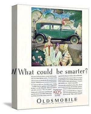 Oldsmobile-Could Be Smarter?