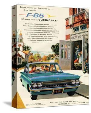 Oldsmobile-Drive the New F-85