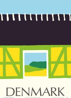 Denmark - Barn (Lade) by Ole Kortzau
