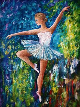 Celebrating Spring by Olena Art