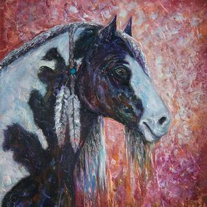 Prairie Spirit by Olena Art