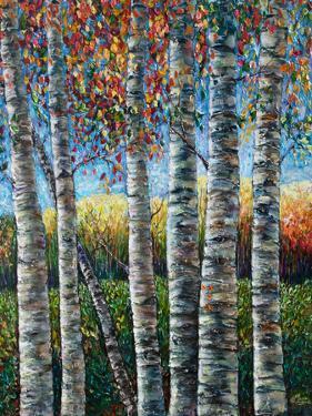 Rocky Mountain High by Olena Art