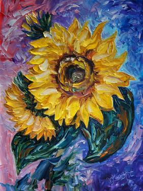 That Sunflower From The Sunflower State by Olena Art
