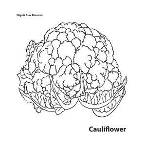 Cauliflower by Olga And Alexey Drozdov