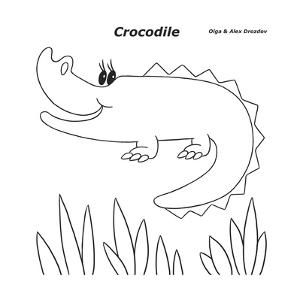 Crocodile by Olga And Alexey Drozdov