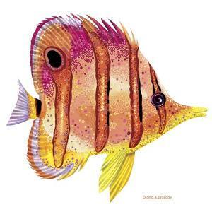New Fish 4 by Olga And Alexey Drozdov