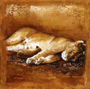 Lionne by Olga Ilic