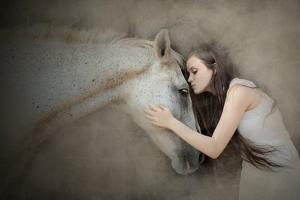 A Kiss by Olga Mest