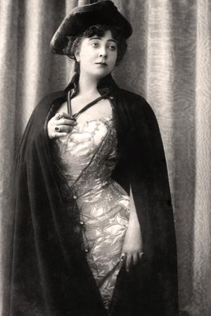 Olga Nethersole (C1863-195), English Actress and Theatre Producer, Early 20th Century