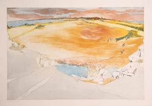 Burning Sands by Olga Poloukhine