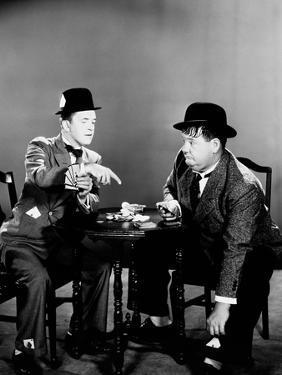 Oliver Hardy, Stan Laurel, 1931