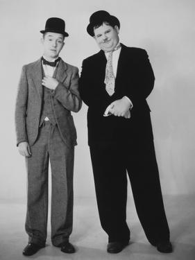 Oliver Hardy, Stan Laurel